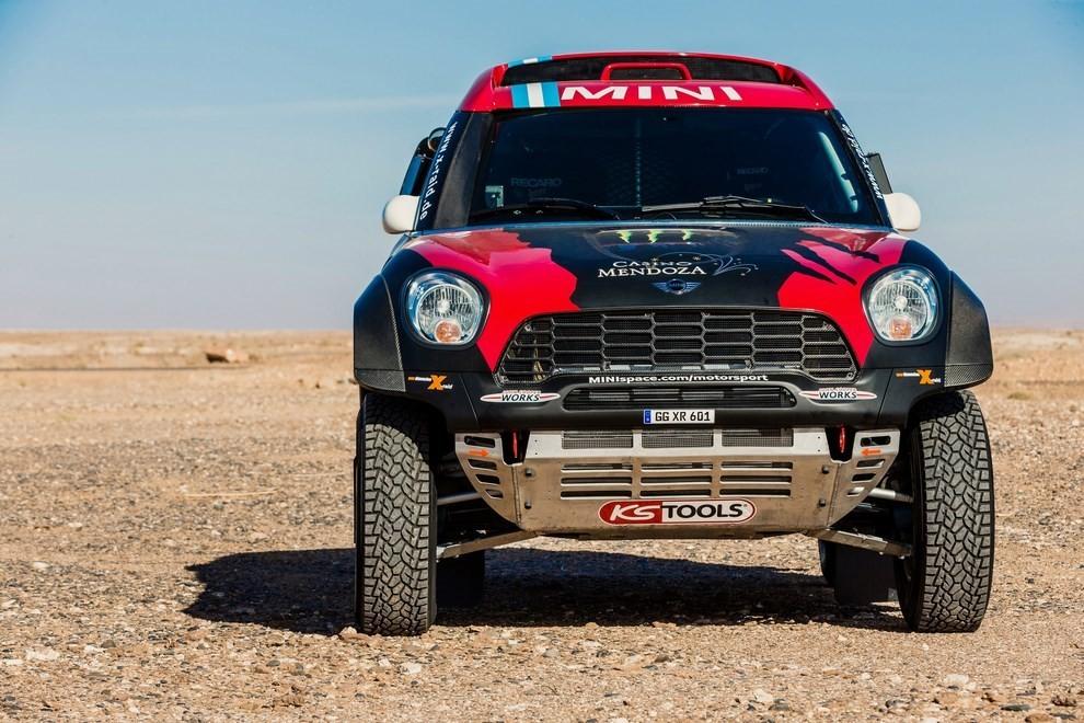 Auto Dakar 2015: le auto dei team principali - Foto 14 di 42