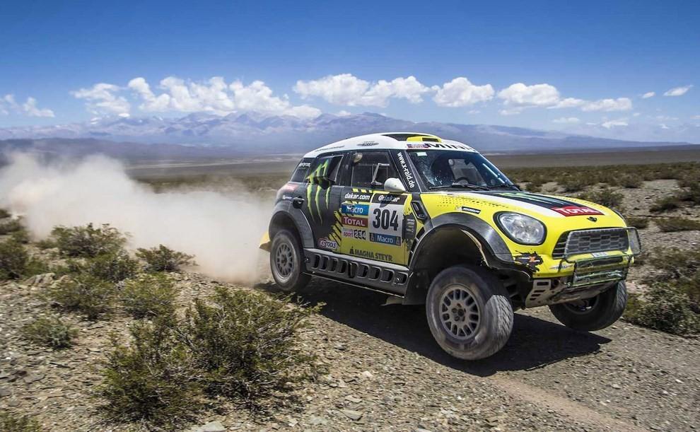 Auto Dakar 2015: le auto dei team principali - Foto 15 di 42