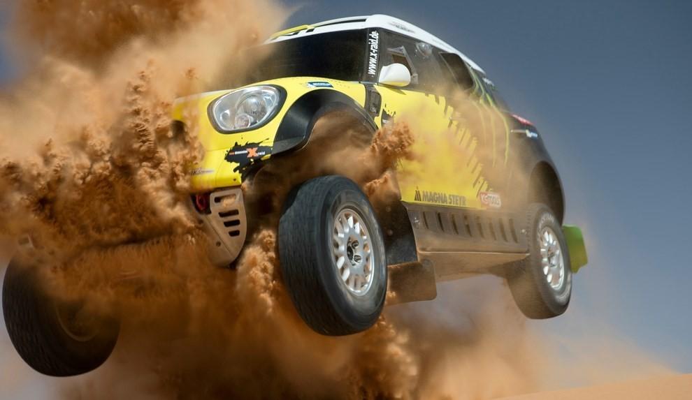 Auto Dakar 2015: le auto dei team principali - Foto 17 di 42
