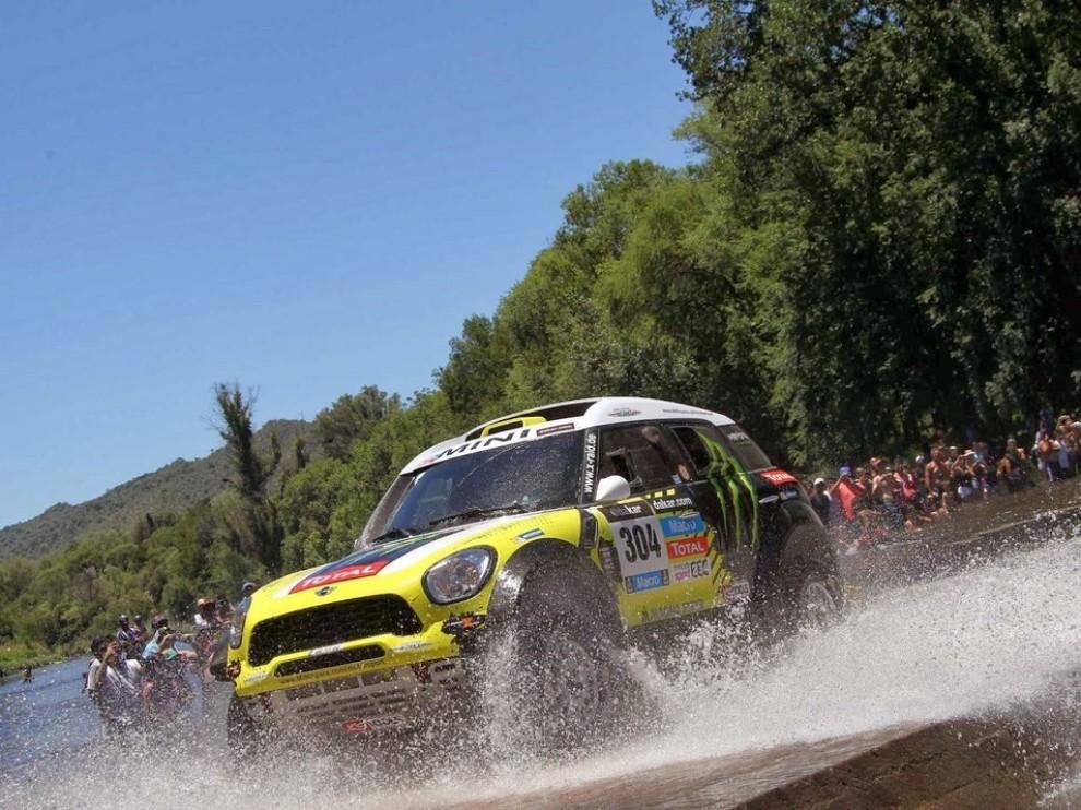 Auto Dakar 2015: le auto dei team principali - Foto 19 di 42