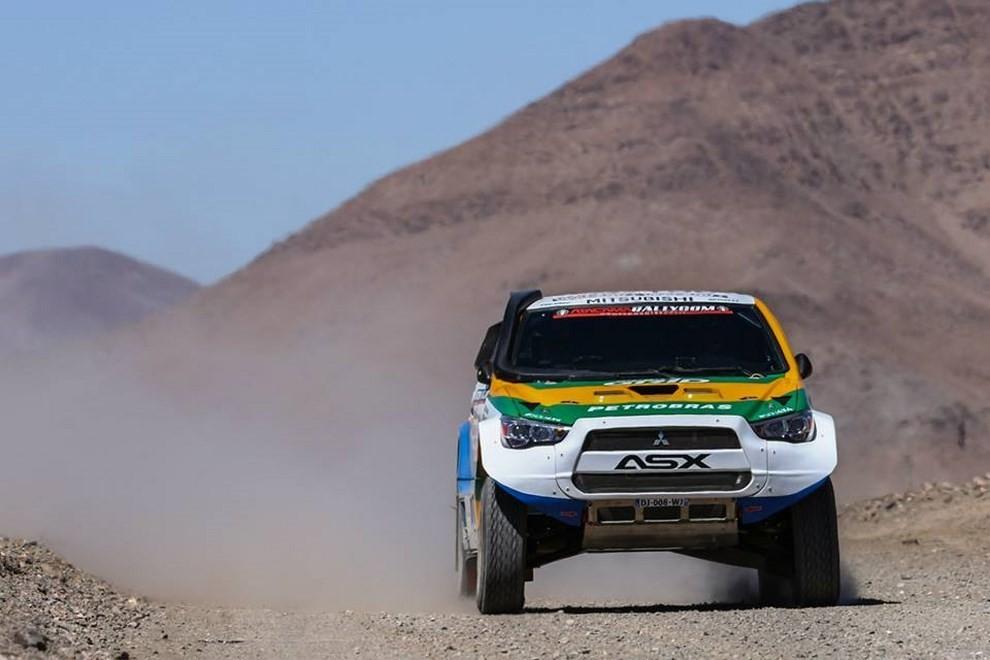 Auto Dakar 2015: le auto dei team principali - Foto 23 di 42