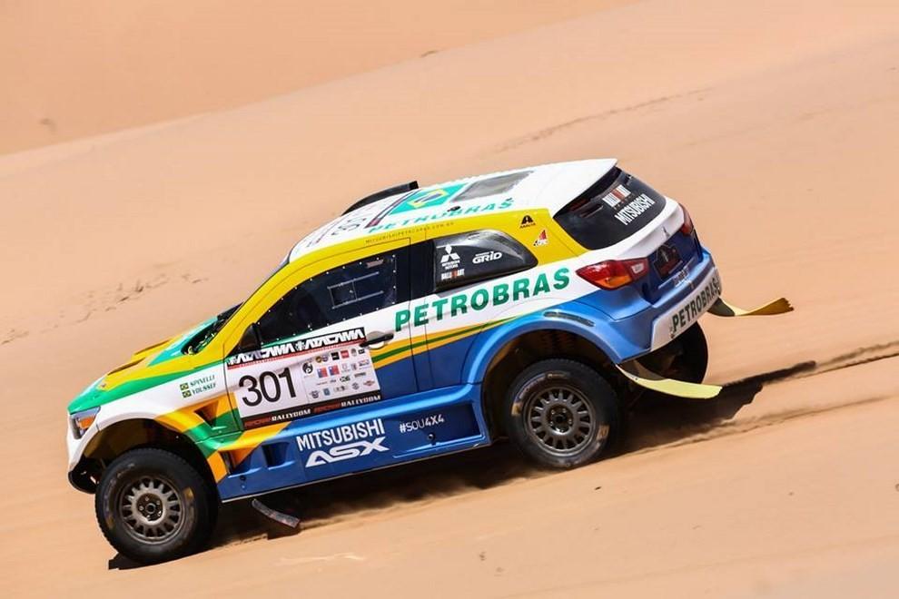Auto Dakar 2015: le auto dei team principali - Foto 24 di 42