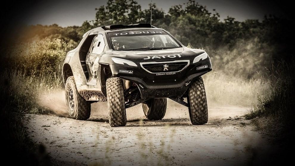Auto Dakar 2015: le auto dei team principali - Foto 29 di 42