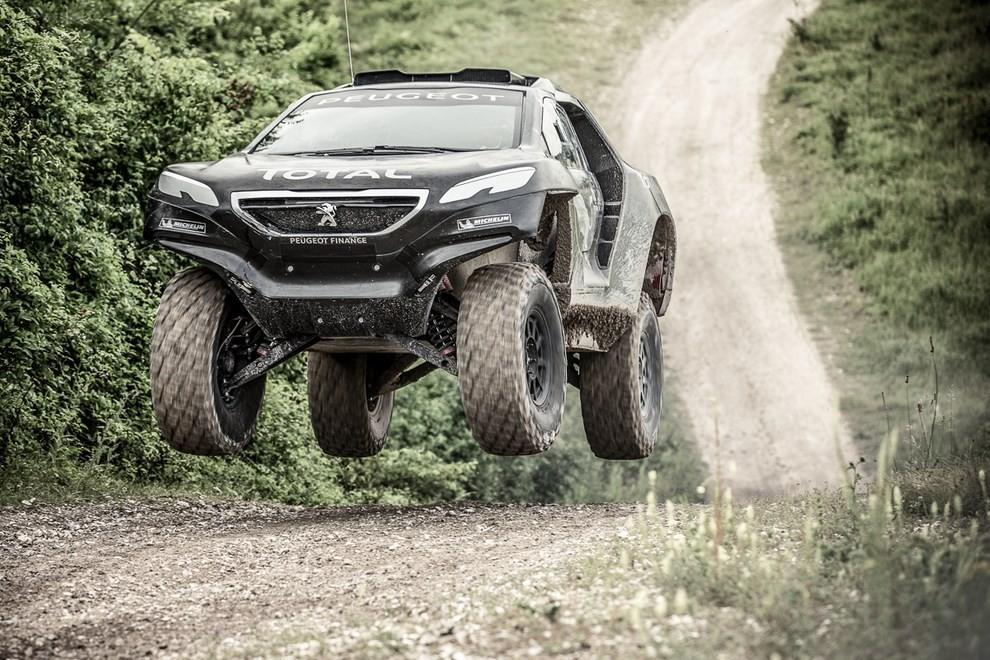 Auto Dakar 2015: le auto dei team principali - Foto 30 di 42