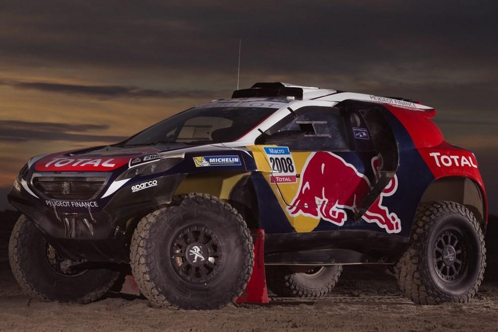 Auto Dakar 2015: le auto dei team principali - Foto 31 di 42