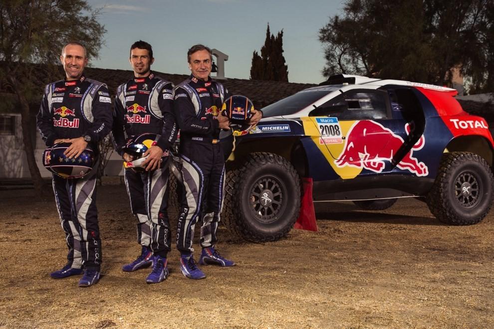 Auto Dakar 2015: le auto dei team principali - Foto 32 di 42