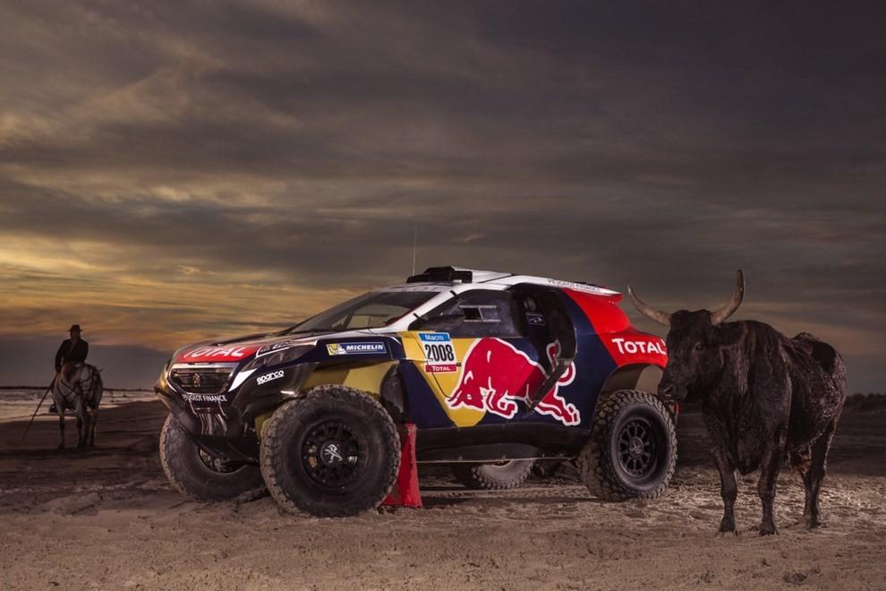 Auto Dakar 2015: le auto dei team principali - Foto 33 di 42