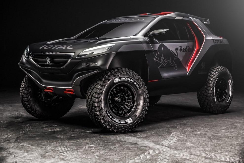 Auto Dakar 2015: le auto dei team principali - Foto 34 di 42