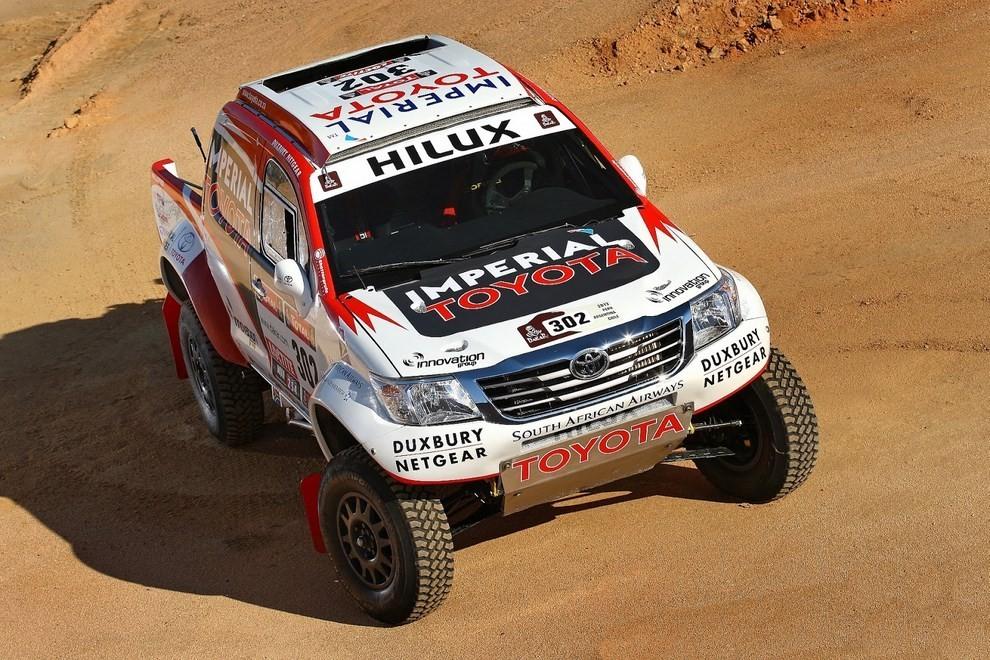 Auto Dakar 2015: le auto dei team principali - Foto 35 di 42