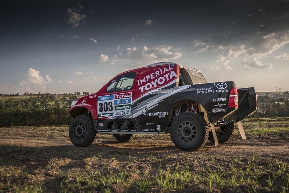 Auto Dakar 2015: le auto dei team principali - Foto 36 di 42