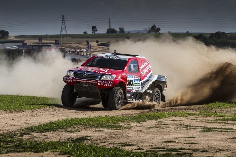 Auto Dakar 2015: le auto dei team principali - Foto 38 di 42