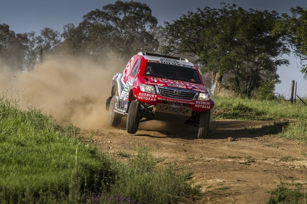 Auto Dakar 2015: le auto dei team principali - Foto 39 di 42