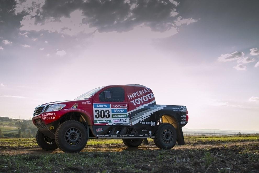 Auto Dakar 2015: le auto dei team principali - Foto 40 di 42