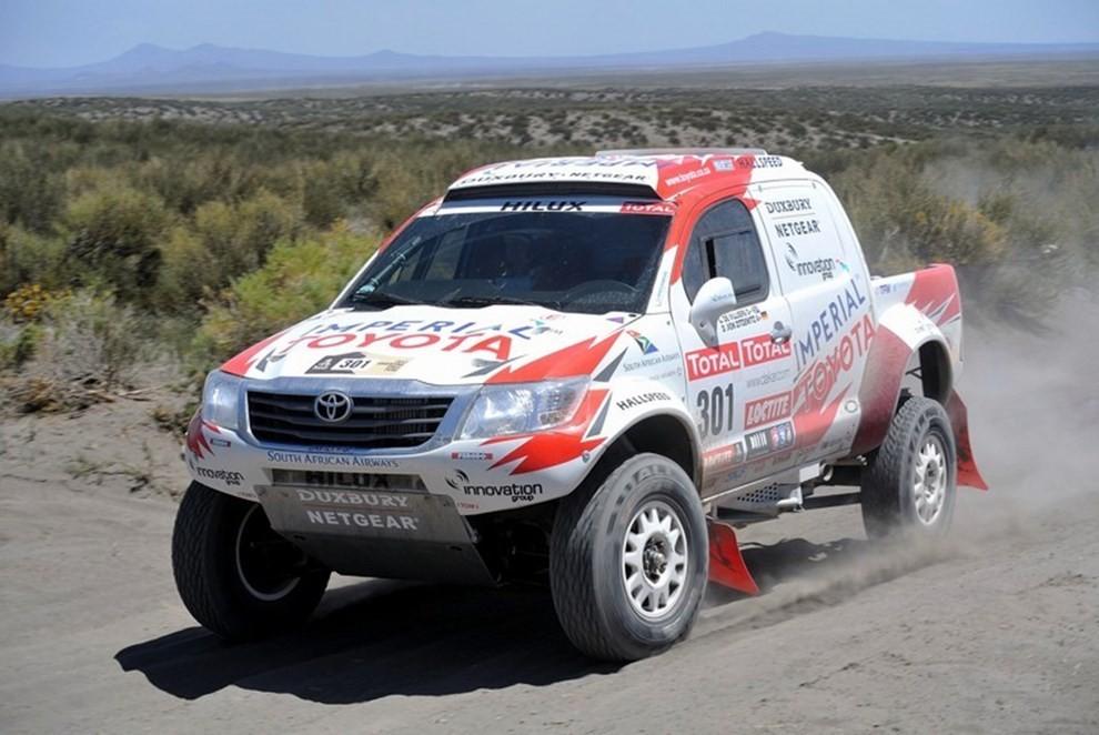 Auto Dakar 2015: le auto dei team principali - Foto 41 di 42