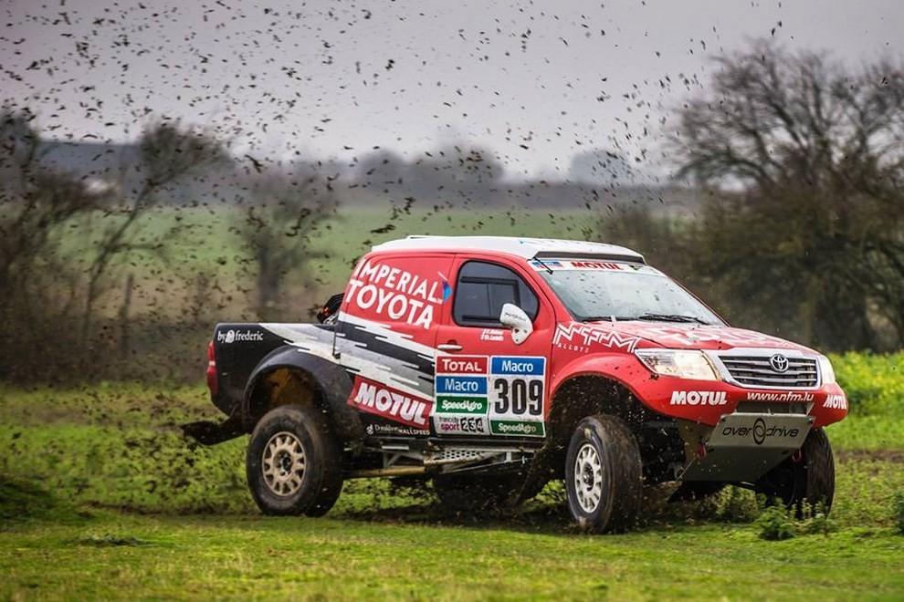Auto Dakar 2015: le auto dei team principali - Foto 42 di 42