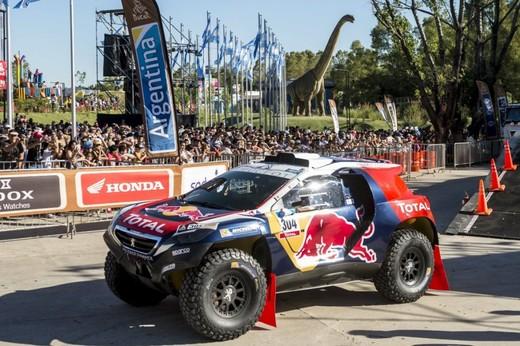 Dakar 2015 parata per le Peugeot 2008 DKR