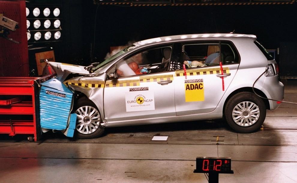 Crash test: quali sono le più sicure di ogni categoria? - Foto 16 di 19