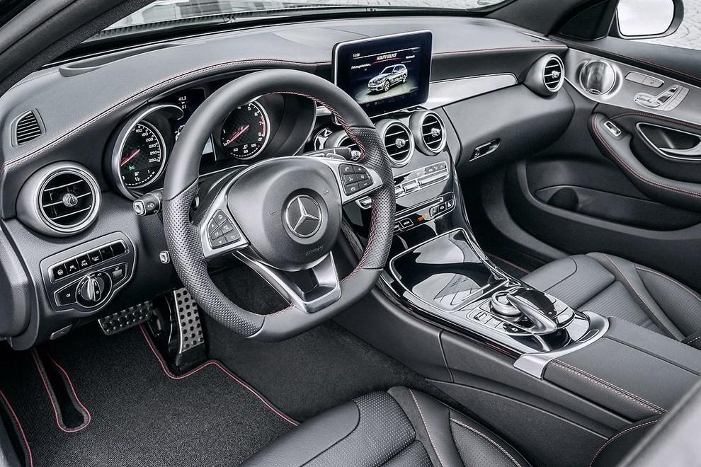 Mercedes Classe C 450 AMG: la nuova versione sportiva - Foto 8 di 16