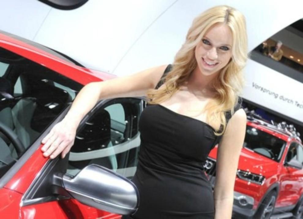 Tutte le novità auto al Salone di Detroit 2015 in un'ampia gallery - Foto 4 di 44