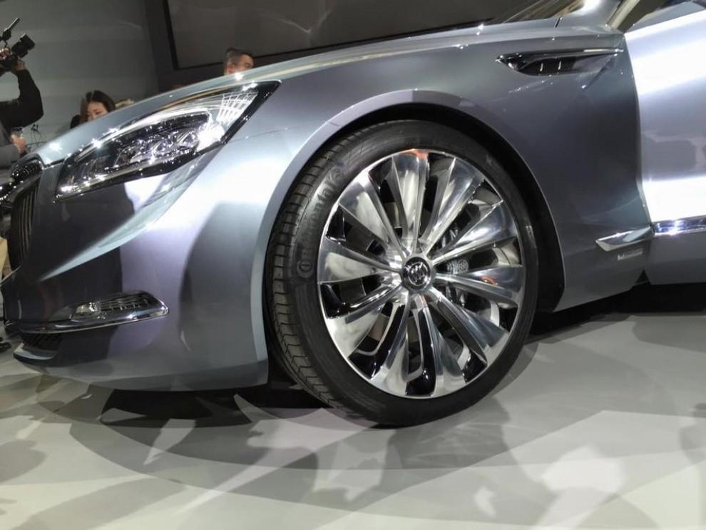 Nuova Opel Cascada: presentata a Detroit con il marchio Buick - Foto 3 di 4
