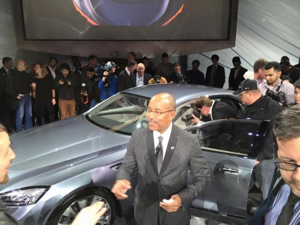 Nuova Opel Cascada: presentata a Detroit con il marchio Buick - Foto 1 di 4