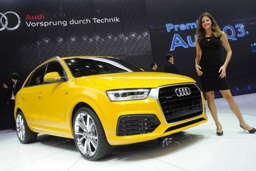 Audi Q3, ecco la seconda generazione del SUV tedesco