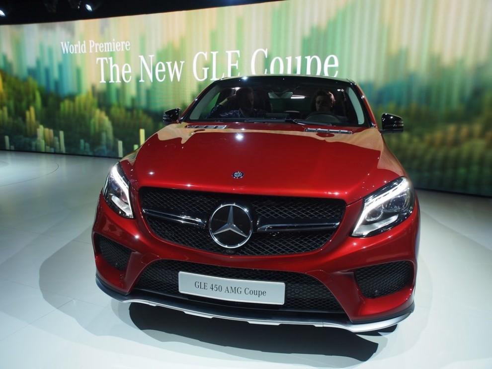 Tutte le novità auto al Salone di Detroit 2015 in un'ampia gallery - Foto 33 di 44