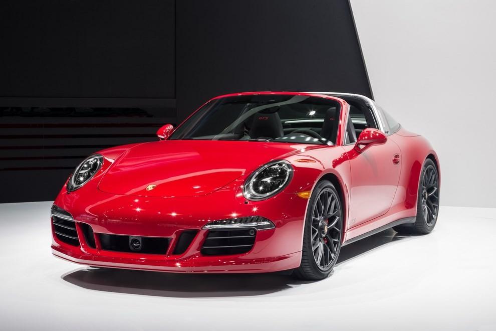Tutte le novità auto al Salone di Detroit 2015 in un'ampia gallery - Foto 10 di 44