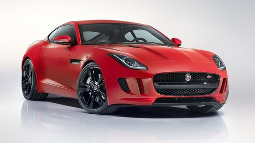 Jaguar F-Type Coupè