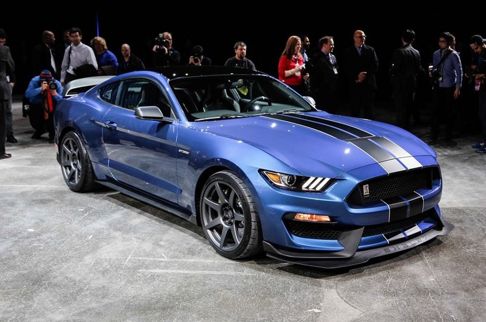 Ford Mustang Shelby GT350R - Foto 11 di 11