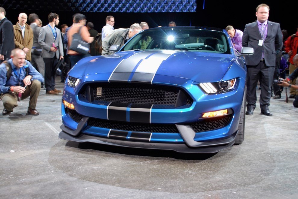 Ford Mustang Shelby GT350R - Foto 1 di 11