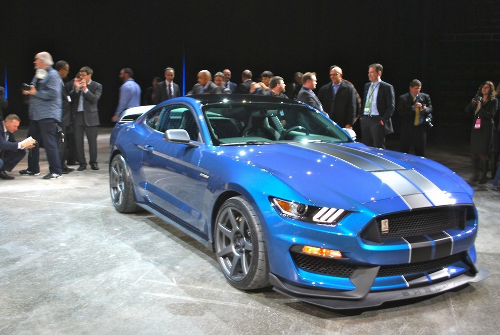 Ford Mustang Shelby GT350R - Foto 3 di 11