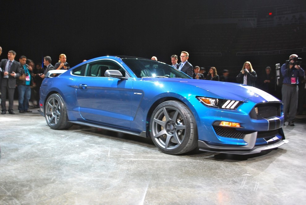 Ford Mustang Shelby GT350R - Foto 4 di 11