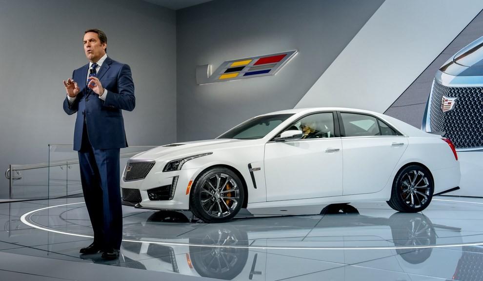 Cadillac CTS-V: supersportiva di lusso all'americana - Foto 6 di 11