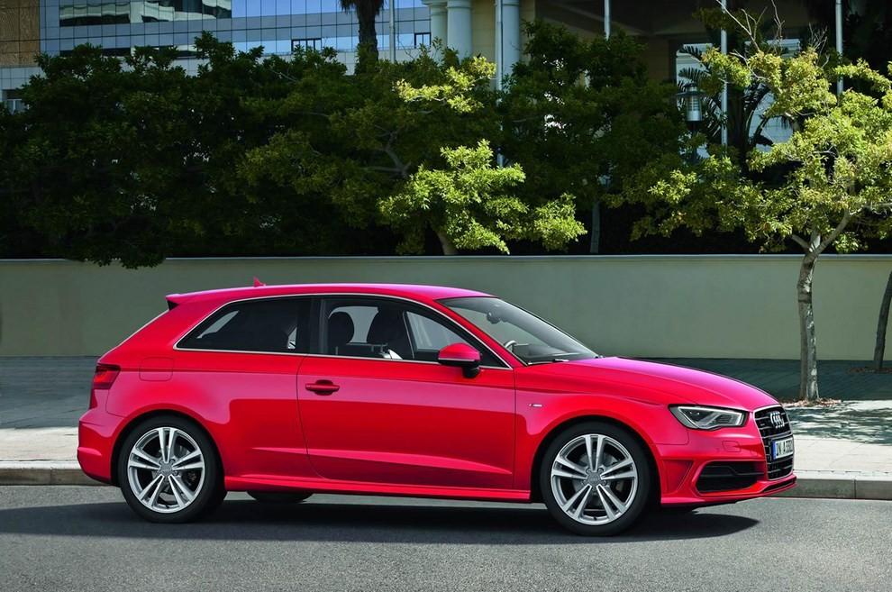 Nuova Audi A3 - Foto 3 di 4
