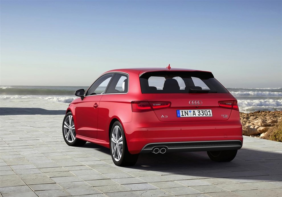 Nuova Audi A3 - Foto 4 di 4