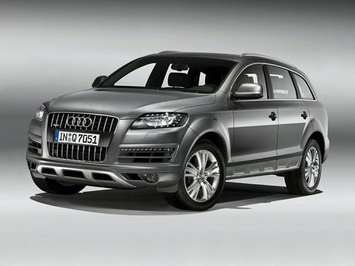 Audi Q7 novità 2012