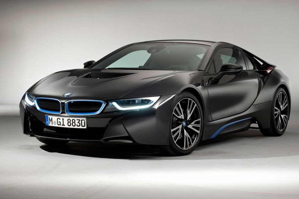BMW i8: prezzi ed informazioni - Foto 1 di 4