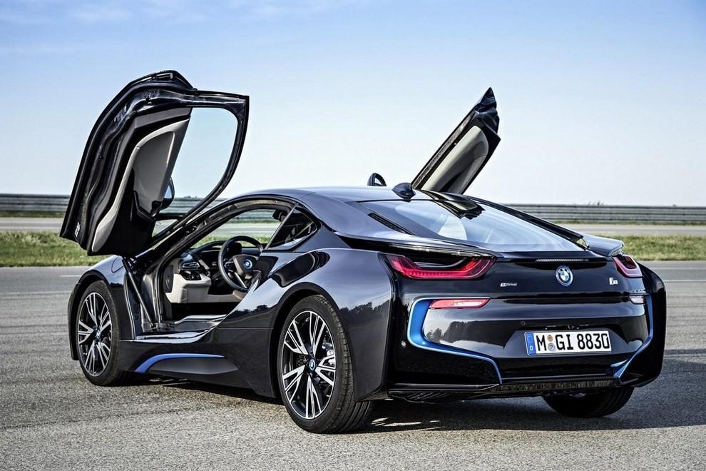 BMW i8: prezzi ed informazioni - Foto 3 di 4
