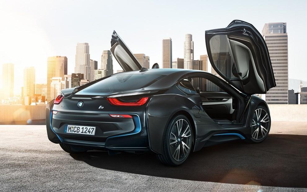 BMW i8: prezzi ed informazioni - Foto 4 di 4