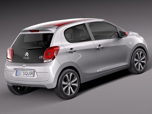 Citroën C1 in promozione da 8.900 euro con 5 anni di garanzia