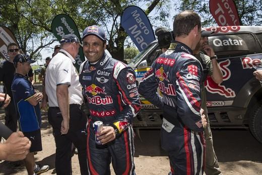 MINI celebra il suo quarto successo consecutivo al Dakar Rally vinto da Nasser AL-Attiyah