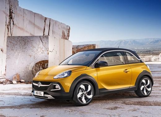 Sconti Opel Adam Rocks, un risparmio di quasi 4.000 euro
