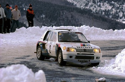 Peugeot 205 Turbo ed il Rally di Montecarlo 1985: la rimonta impossibile