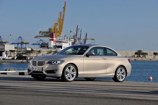 BMW Serie 2 Coupè: prezzi ed informazioni