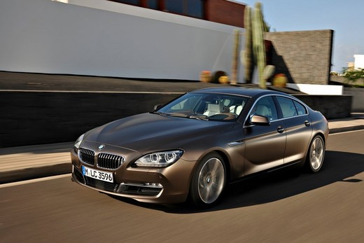 BMW Serie 6: tutte le informazioni sulla gamma ed i prezzi