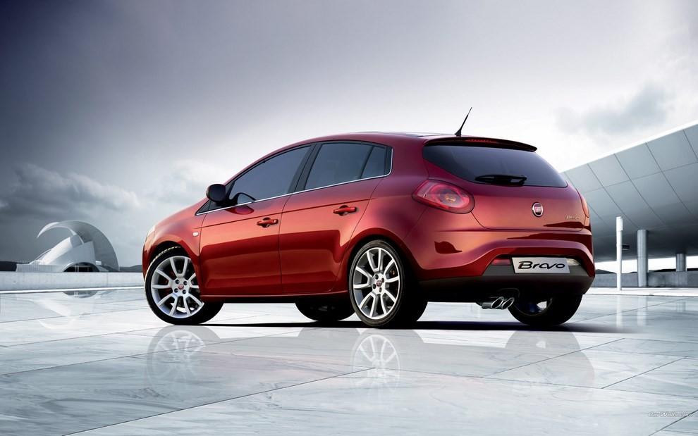 Nuova Fiat Bravo - Foto 3 di 3