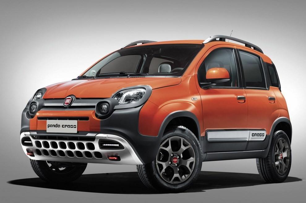 Fiat Panda Cross: foto, prezzi e caratteristiche tecniche - Foto 1 di 3