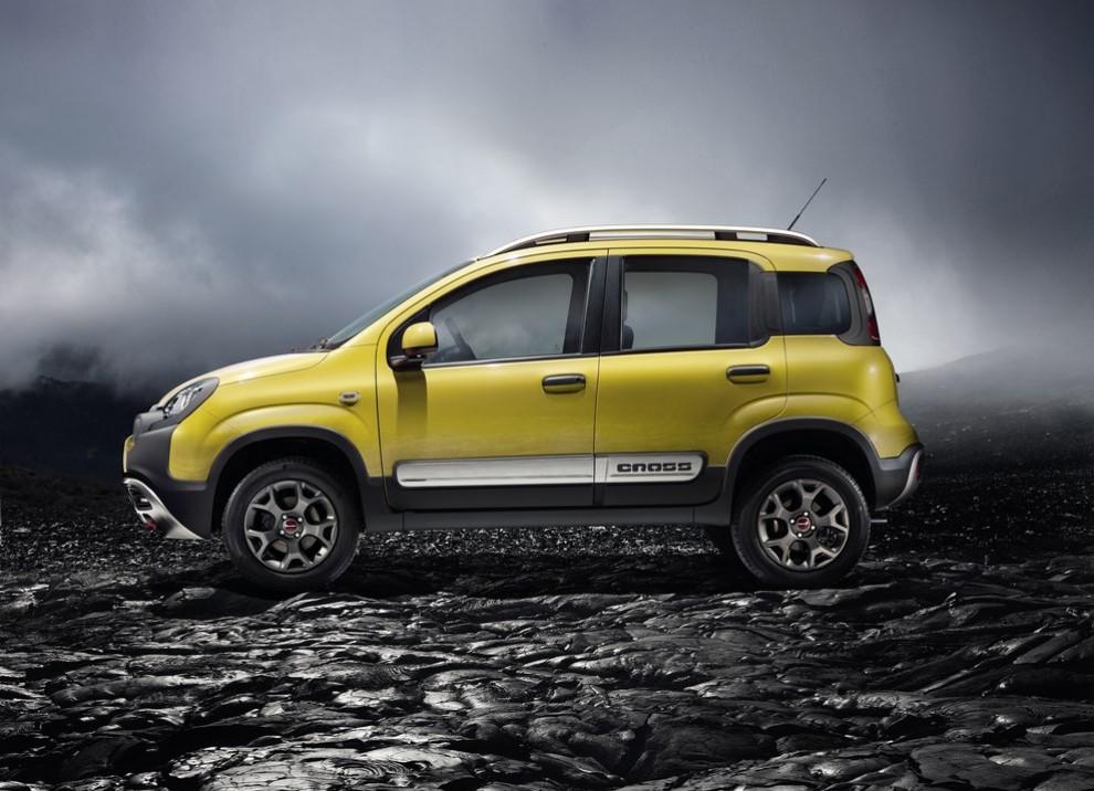 Fiat Panda Cross: foto, prezzi e caratteristiche tecniche - Foto 2 di 3