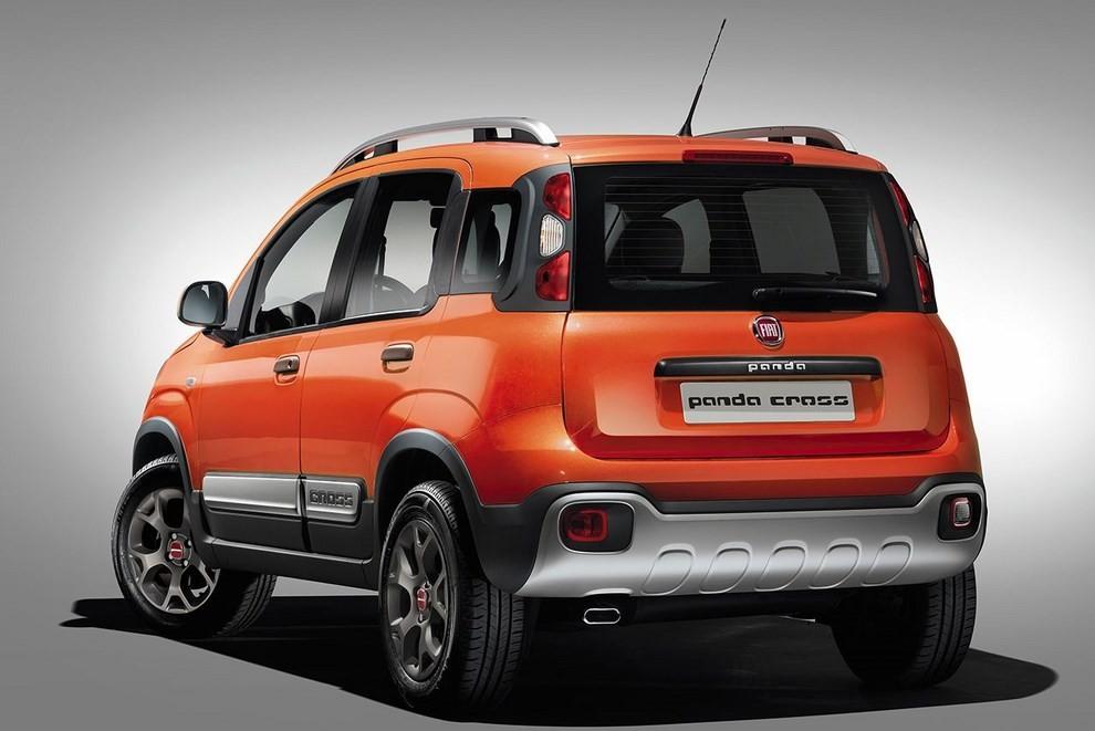 Fiat Panda Cross: foto, prezzi e caratteristiche tecniche - Foto 3 di 3